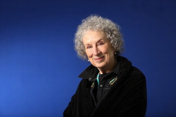 """First off, Margaret Atwood will retweet pretty much anything you ask her to<a href=""""https://twitter.com/MargaretAtwood"""" targe"""