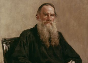 Tolstoy, though a notoriously difficult husband, was known for singing the praises of the peasants in Russia and for writing