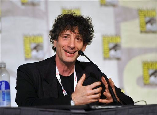 """Neil Gaiman is a really nice guy. He engages with his fans at events and on Twitter. It was just announced that <a href=""""http"""