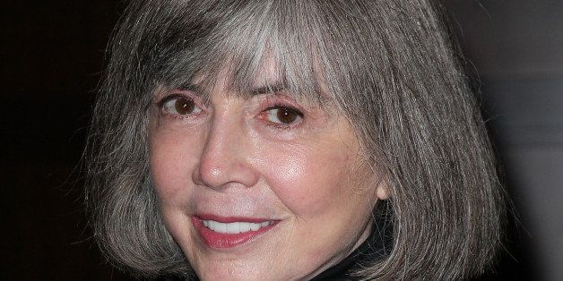 LOS ANGELES, CA - FEBRUARY 17:  Author Anne Rice attends a signing for her book 'The Wolf Gift' at Barnes & Noble at The Grov