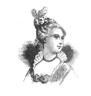 "Marie Antoinette's milliner, Mademoiselle Bertin, invented the <em>ques-a-co</em>, or ""what is it?"" coiffure, becoming an imm"