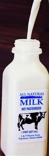 Probably no food excites more passion among believers and more horror among regulators than raw milk. The government maintain