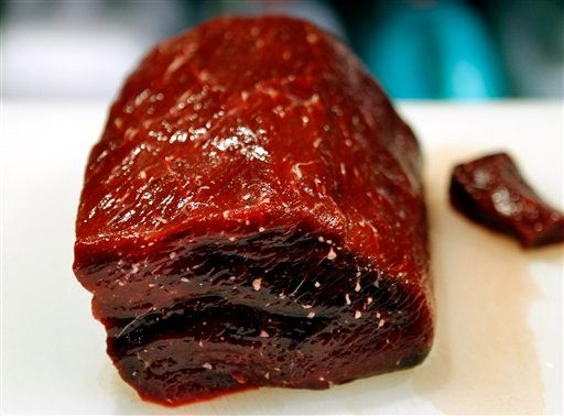 During World Wars I and II, our government urged us to eat whale, promoting it as tasty, nutritious meat not subject to ratio