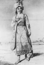 In 1817, one young woman caused quite a stir in Bristol and notoriously fashionable spa town, Bath, England: Princess Caraboo