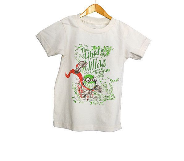 For the young reader in your life, this shirt features art from the Penguin Threads version of the classic story.   <a href=""