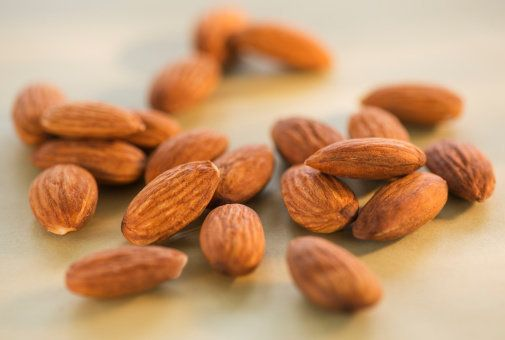 Almonds are rich in zinc, which has been shown to increase both testosterone and sperm counts in human studies. The high leve