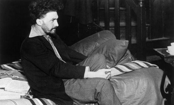 By 1914, expatriate American poet <strong>Ezra Pound</strong> was a prominent fixture in the burgeoning Modernist movement. P