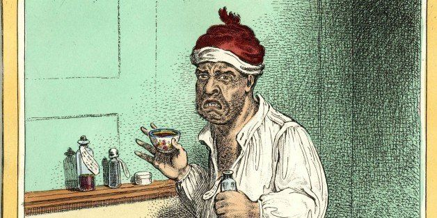 12 Totally Bizarre, Gross Remedies From Old Medical Texts