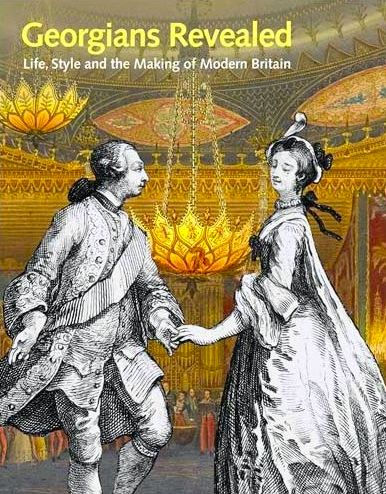 "From <a href=""http://www.amazon.com/Georgians-Revealed-Making-Modern-Britain/dp/0712357130?tag=thehuffingtop-20"" target=""_bla"