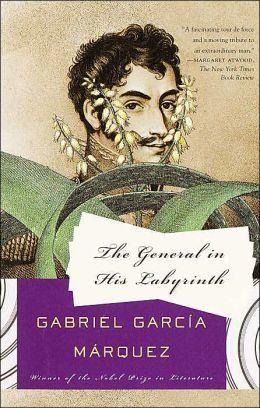 García Márquez's literary tour de force is a fictional account of the last days of the South American Gen. Simon Bolivar, a t