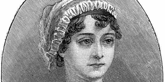 UNSPECIFIED - CIRCA 1754: Jane Austen (1775-1817) English novelist remembered for her six great novels Sense and Sensibility,