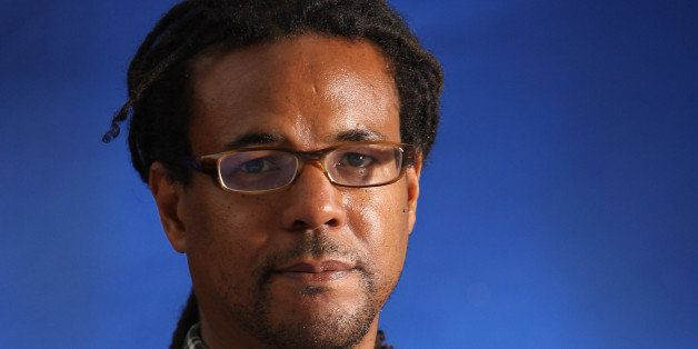 EDINBURGH, SCOTLAND - AUGUST 12:  Colson Whitehead, American essayist and author of horror novel 'Zone One', appears at a pho