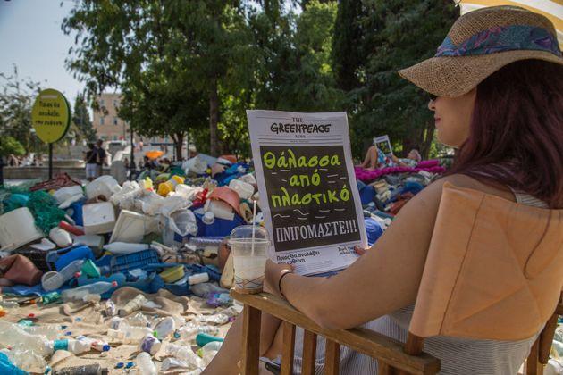 Ποιος θα αναλάβει την ευθύνη για την πλαστική
