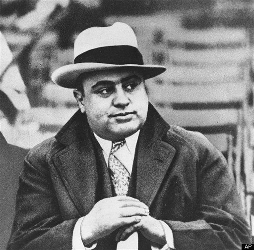 Tax Day  How The Income Tax Put Al Capone Behind Bars  Huffpost Tax Day  How The Income Tax Put Al Capone Behind Bars