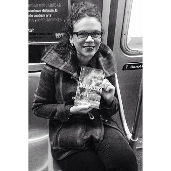 "<em>Review by @mongrelfourlife, on the G train</em><br> <strong>Laurel: </strong>""This book is fantastic. For people who like"