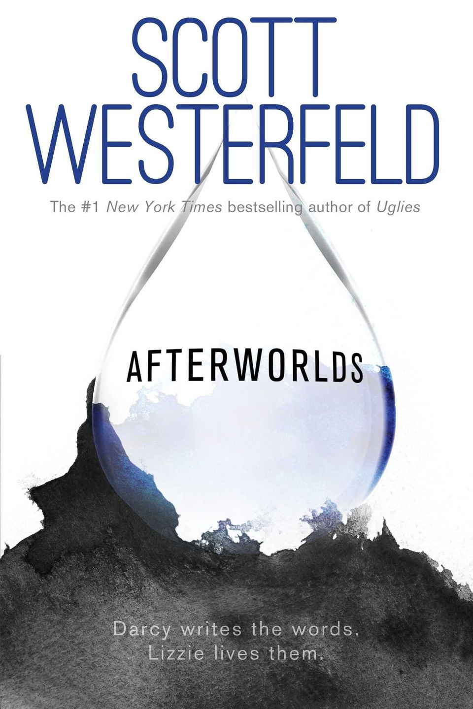 """""""Watching Darcy's story play off Darcy's novel will fascinate readers as well as writers. (Fiction. 14 & up)""""  Westerfeld off"""