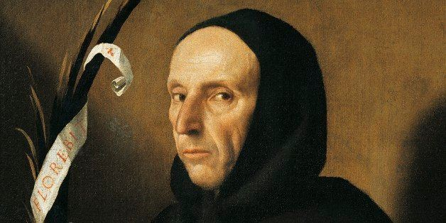 UNSPECIFIED - FEBRUARY 02: Portrait of Gerolamo Savonarola (Ferrara, 1452-Florence, 1498), Italian preacher, Dominican friar.