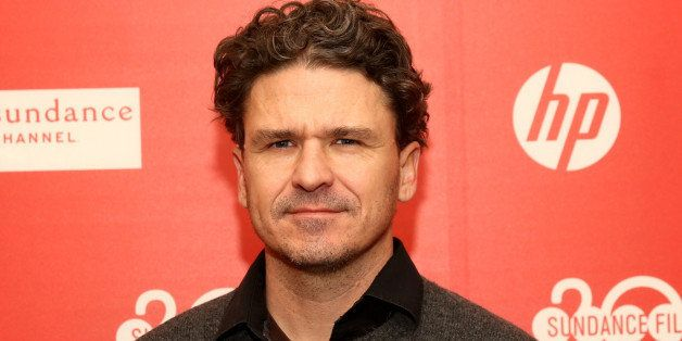 PARK CITY, UT - JANUARY 20:  Author Dave Eggers attend 'Exploratory Details' Panel during the 2014 Sundance Film Festival at