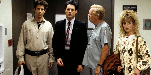 TWIN PEAKS - Episode 2.1 - Airdate: October 13, 1990. (Photo by ABC Photo Archives/ABC via Getty Images) MICHAEL ONTKEAN;KYL