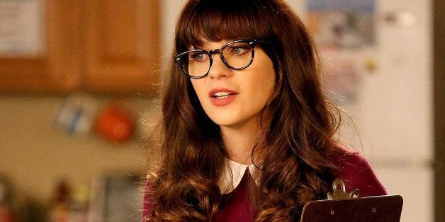 NEW GIRL: Zooey Deschanel in the 'Dance' episode of NEW GIRL airing Tuesday, April 29, 2014 (9:00-9:30 PM ET/PT) on FOX. (Pho