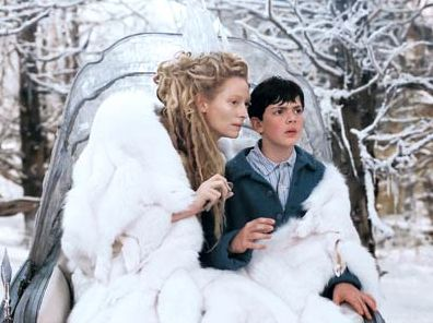 Quite simply, Tilda Swinton was born to play the part of Jadis, the White Witch.