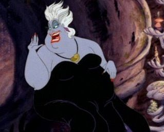 Come on... everyone preferred Ursula's throaty rendition of Poor Unfortunate Souls to Ariel's plaintive Part of Your World...