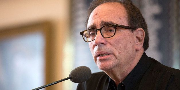 AUSTIN, TX - OCTOBER 26:  Author R.L. Stine speaks during Day 1 of the Texas Book Festival at the Texas State Capitol on Octo