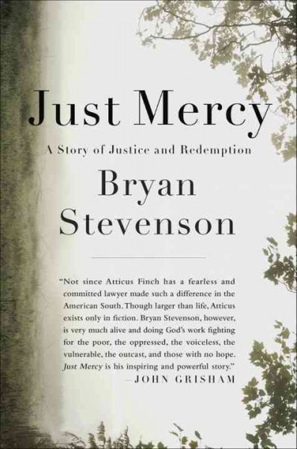 """""""Emotionally profound, necessary reading.""""  A distinguished NYU law professor and MacArthur grant recipient offers the compel"""