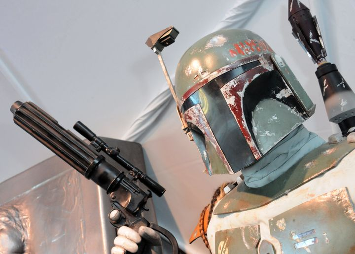 """A new """"Star Wars"""" streaming series to be called """"The Mandalorian"""" will be set after the fall of the Empire and the time of Bo"""
