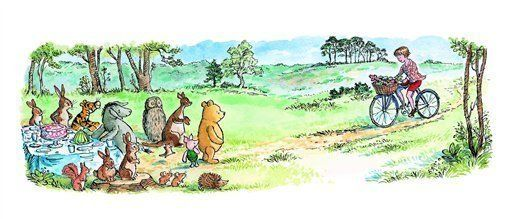 <br><br><strong>14 Heartbreakingly Adorable Quotes From Winnie-The-Pooh</strong> <br><br> <em>A.A. Milne was born this week i