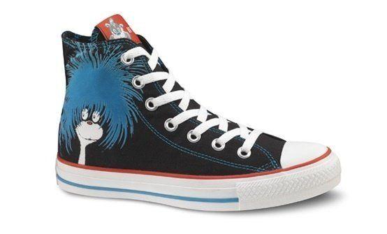 best website d746e 71142 Converse Sneakers Get A Dr. Seuss Makeover