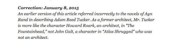 "This correction appeared on a New York Times article entitled <a href=""http://www.nytimes.com/2015/01/08/garden/rendering-fra"