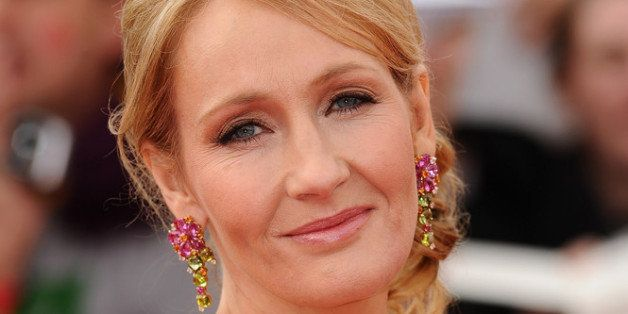 LONDON, ENGLAND - JULY 07:  Author JK Rowling attends the World Premiere of Harry Potter and The Deathly Hallows - Part 2 at