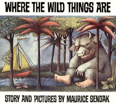 To an adult, this classic picture book's gorgeous illustrations are familiar and comforting -- but as a toddler, the thought