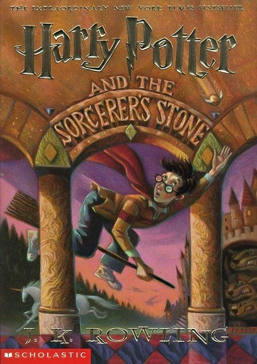 Sure, <em>Harry Potter</em> is fantasy, and the first book describes a world that seems like a delightful escape from Muggle