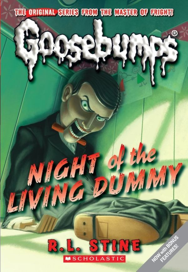 There are 62 books in the original Goosebumps series by R.L. Stine. But it would feel wrong to pick just one. Whether Stine w