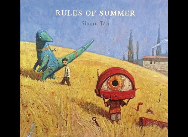 <strong>By Shaun Tan</strong>
