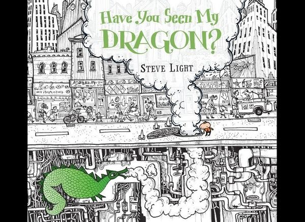 <strong>Have You Seen My Dragon?</strong>