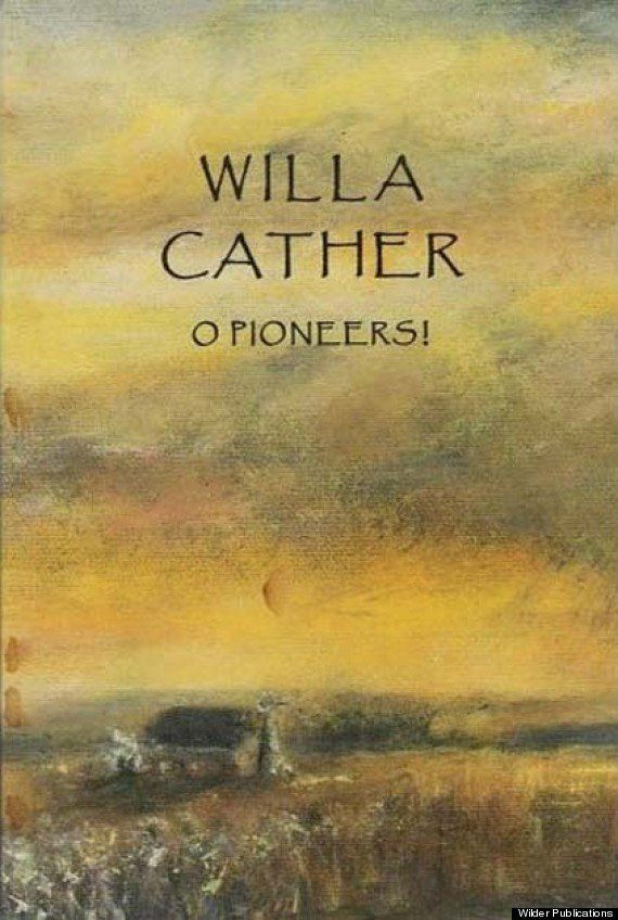 """Miss Willa S. Cather in <em>O Pioneers</em> (O title!!) is neither a skilled storyteller nor the least bit of an artist."" <b"