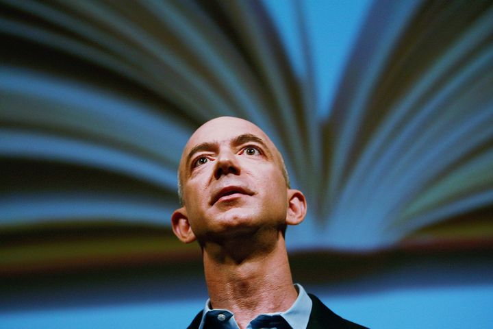 Jeff Bezos On New Kindle 3: Why Color, Touch-Screen, And