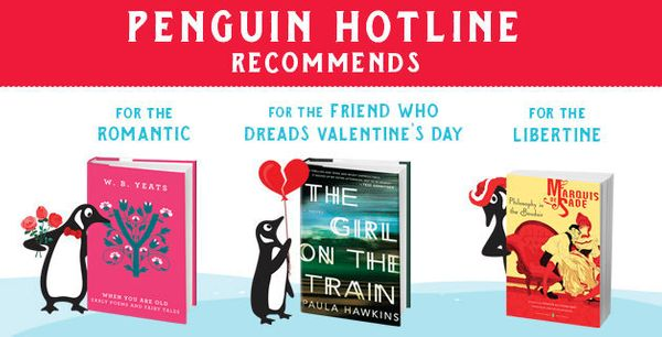 The Penguin Hotline strikes again! They were there to help pick the perfect book for everyone on your holiday gift list, and