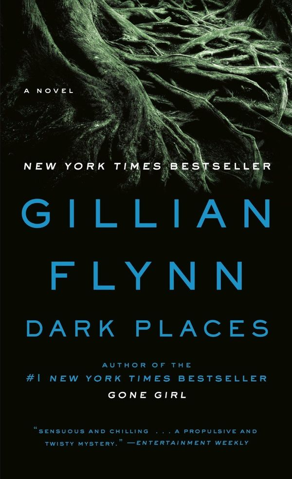"Fans of ""Gone Girl"" will have another shot at Gillian Flynn's storytelling with ""Dark Places."" Charlize Theron plays Libby Da"