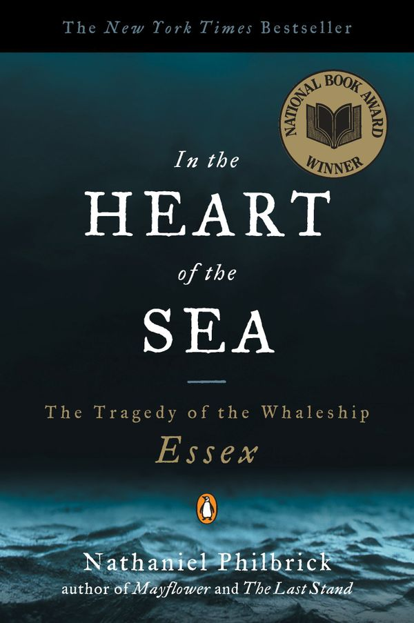 Based on the true story that inspired Herman Melville's <em>Moby Dick</em>, this book  describes the events of the sailors on