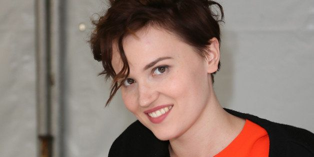 LOS ANGELES, CA - APRIL 13:  Author Veronica Roth attends the 19th Annual Los Angeles Times Festival of Books - Day 2 at USC