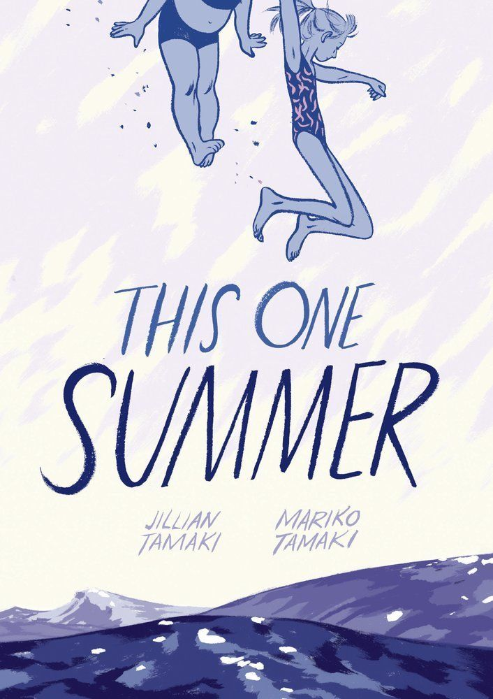 Jillian Tamaki makes illustrations for The New Yorker and The New York Times, but she also writes wonderful webcomics. Her Su