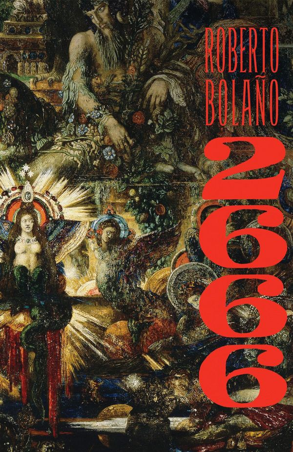 Bolaño's last book examines a series of unsolved murders of women in Santa Teresa, Mexico, though in his typical fashion he d