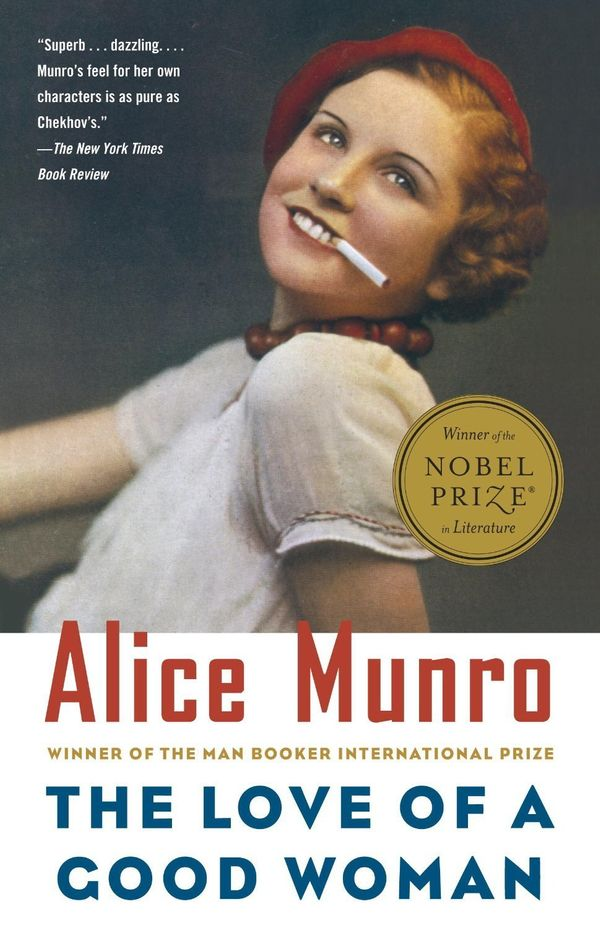Munro's short stories, usually about the lives of women and the many small and large troubles and passions that pass through,