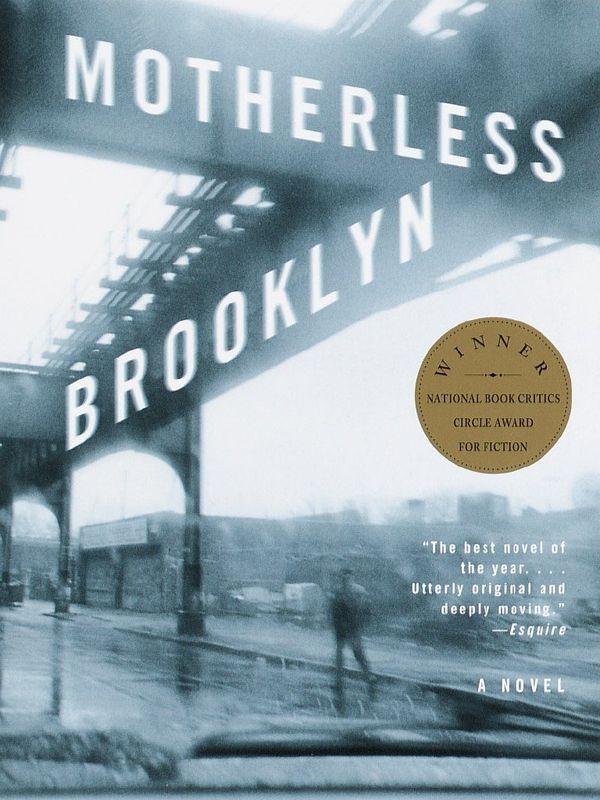 Lethem's bizarre and brilliant take on the detective novel genre features a gumshoe named Lionel Essrog, who must overcome hi