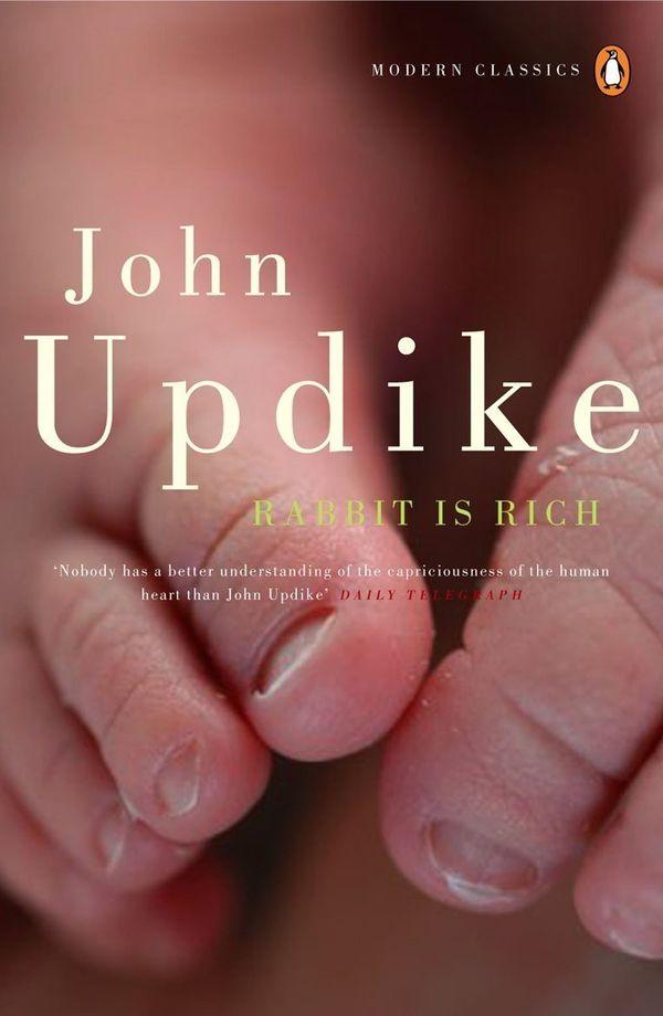 John Updike's Rabbit series follows Rabbit Angstrom, a former high school basketball star trapped in a miserable job and joyl