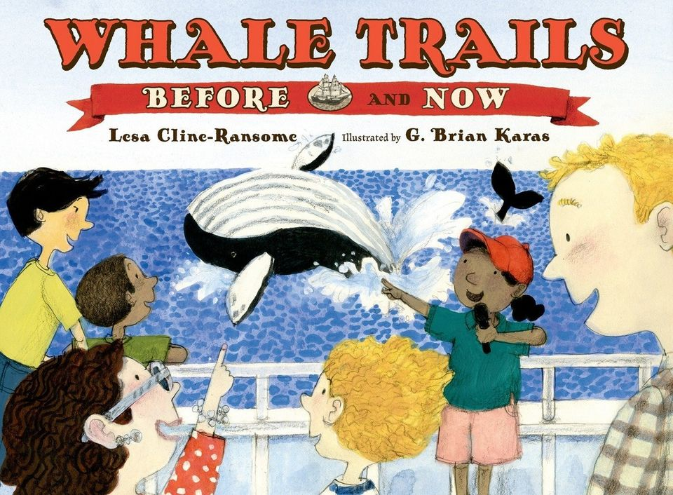 """This inventive look at maritime history has significant modern child appeal. (Informational picture book. 5-9)""  The young f"